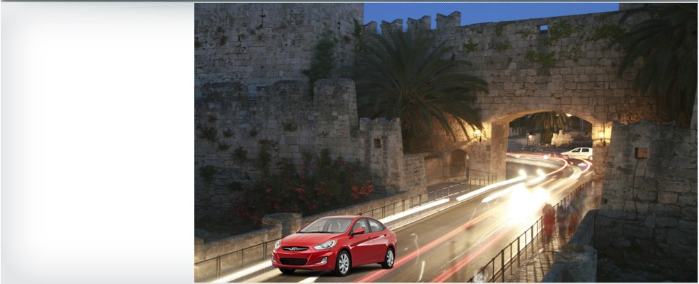 Rhodes Rent a Car enterprise is a well established, family run, business on the Island of Rhodes.
