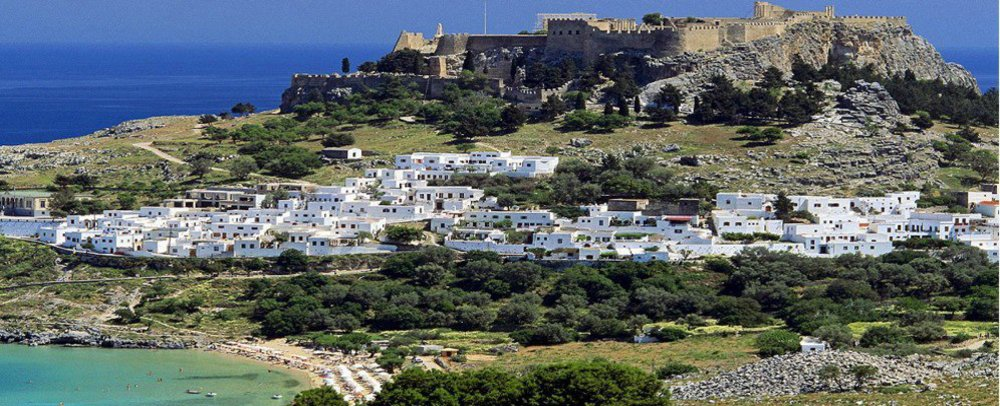visit the attractions of Rhodes